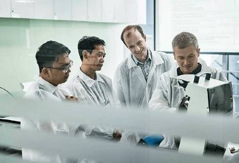 Biomerieux Equipe