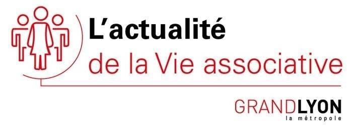 Grand Lyon Vie Associative Logo