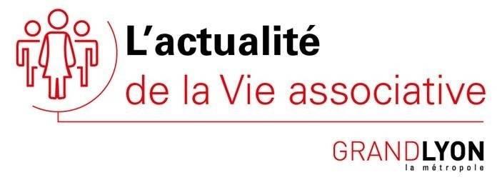 Logo Grand Lyon Vie Associative